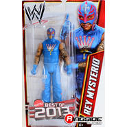 "WWE Rey Mysterio - WWE Series ""Best of 2013"" Toy Wrestling Action Figure at Kmart.com"