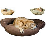 Carolina Pet Company Large Velvet Microfiber Bolster Bed at Kmart.com