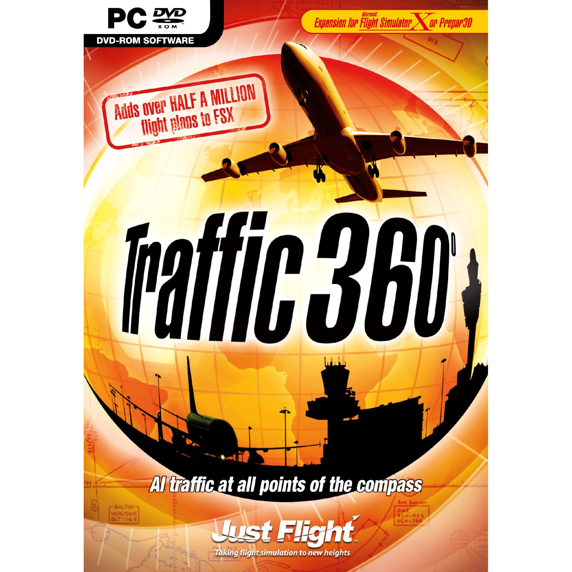 Traffic 360 Expansion Pack for Flight