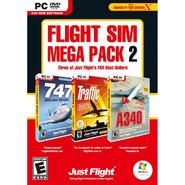 Flight Sim Mega Pack Vol-2 - Black at Kmart.com