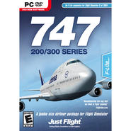 747-200-300 SERIES - FLIGHT SIMULATOR EXPANSION PACK - Black at Kmart.com