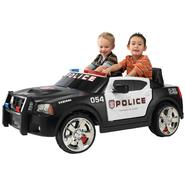 Kid Trax Dodge Charger Police Car 12V at Kmart.com