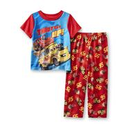 Disney Baby Cars Infant & Toddler Boy's Short-Sleeve Pajama Shirt & Pants at Kmart.com