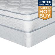 Serta Hadley II Erurotop Queen Mattress at Sears.com