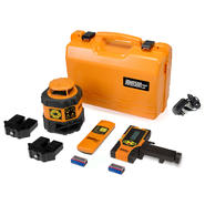 Johnson Level Electronic Self-Leveling Horizontal Rotary Laser Kit at Sears.com