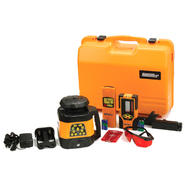 Johnson Level Electronic Self-Leveling Horizontal & Vertical Rotary Laser Kit at Sears.com