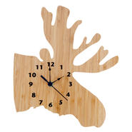 Trend Lab Wall Clock -Northwoods Moose at Kmart.com