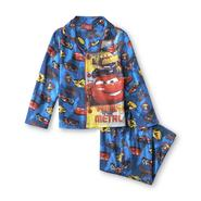 Disney Baby Infant & Toddler Boy's Pajama Top & Pants - Cars at Kmart.com