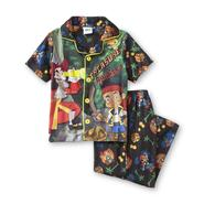 Disney Baby Toddler Boy's Pajama Top & Pants - Jake & the Never Land Pirates at Kmart.com