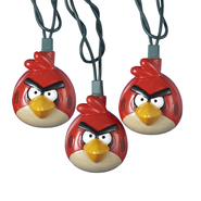 Kurt Adler UL 10-Light Injection Mold Angry Birds Holiday Light Set at Kmart.com