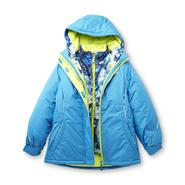 ZeroXposur Girl's Hooded Winter Coat at Sears.com