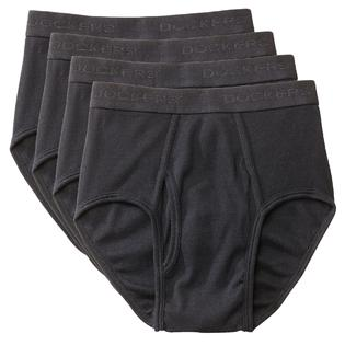 Dockers Classic Briefs (4 pack) - additional colors available