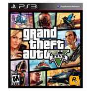 Rockstar Games Grand Theft Auto V for PlayStation 3 at Kmart.com