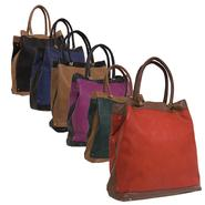 Donna Bella Designs Hailey Large Colorblock Tote at Sears.com