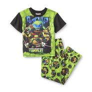 Nickelodeon Teenage Mutant Ninja Turtles Boy's Pajama Shirt & Pants at Kmart.com