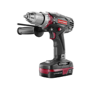 Craftsman C3 19.2V Lithium-Ion Hammer Drill Kit at Sears.com
