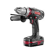 Craftsman C3 19.2V Lithium-Ion Hammer Drill Kit at Craftsman.com