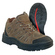 Itasca Men's Cross Creek Hiker Boot Gray Leather at Kmart.com