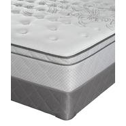 Sealy Broughton Way Ti, Cushion Firm Eurotop, Twin Extra Long Mattress Set at Sears.com