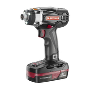 Craftsman C3 Lithium-Ion 3-Speed Impact Driver Kit at Craftsman.com