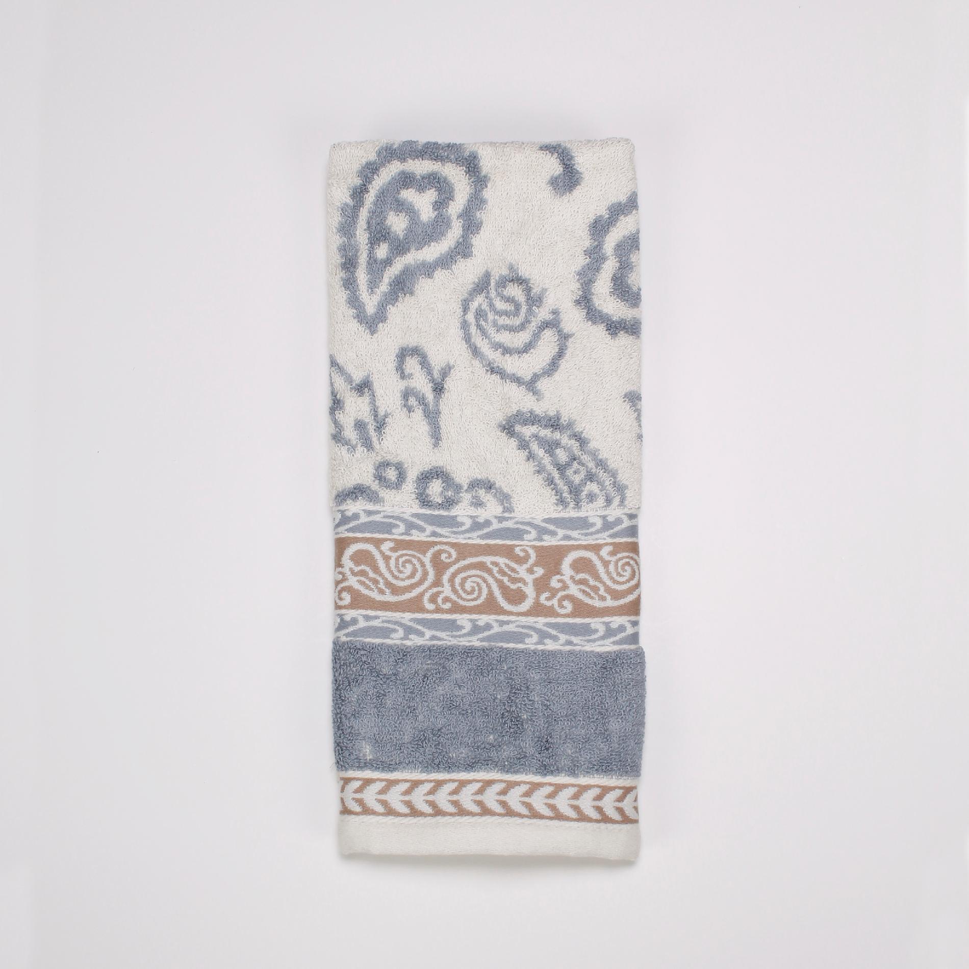 CannonCarson Hand Towel Blue