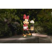 Disney 12in Minnie with Solar Lantern at Kmart.com
