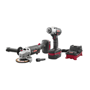 "Craftsman C3 Lithium-Ion 1/2"" Impact Wrench and Angle Grinder Kit at Craftsman.com"