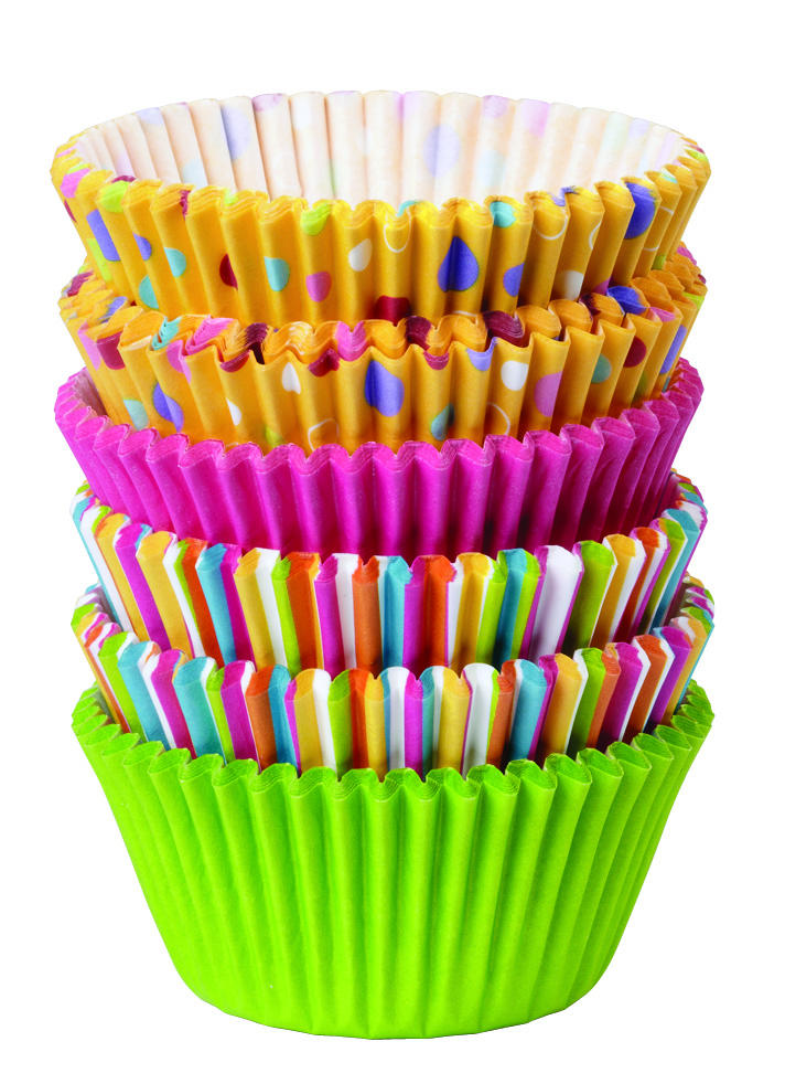 150-Count Bake Cups - Polka Dots & Stripes PartNumber: 011W004745710001P KsnValue: 011W004745710001 MfgPartNumber: 415-8121