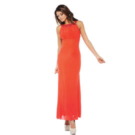 AX Paris Women's Jewel Strap Backless Maxi - Online Exclusive at Kmart.com
