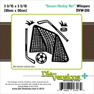 Die-Versions Die Versions Whispers Die Soccer/Hockey Net at Kmart.com