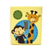 NoJo Jungle Tales Collection Switch Plate at Sears.com