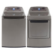 Kenmore Elite 4.7 cu. ft. High-Efficiency Top-Load Washer & Dryer Bundle at Sears.com