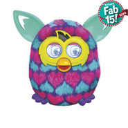 HASBRO Furby Boom Figure (Pink and Blue Hearts) at Kmart.com