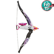 Nerf Rebelle Heartbreaker Bow Blaster - Phoenix Design Purple at Kmart.com