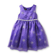 Holiday Editions Girl's Infant & Toddler Sleeveless Party Dress at Kmart.com