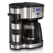 Hamilton Beach® The Scoop 2-Way Brewer Coffemaker at Sears.com