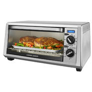 Black & Decker TO1430S Countertop Toaster Oven at Kmart.com