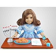 The Queen's Treasures Hanukah Play Set for 18'' Dolls like American Girl at Kmart.com