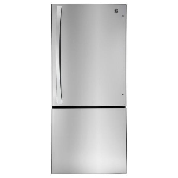 Kenmore Elite 22 Cu Ft Bottom Freezer Refrigerator