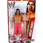 WWE Great Khali - WWE Series 33 Toy Wrestling Action Figure at Kmart.com
