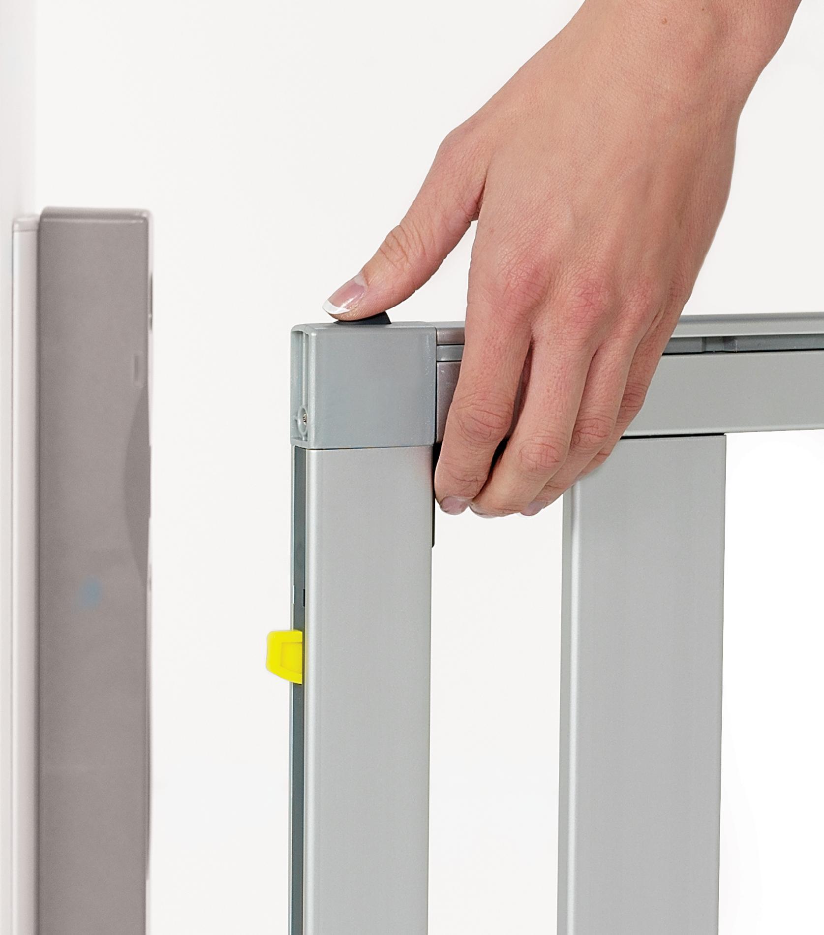 Munchkin 31064,31074 The Loft Gate - Aluminum
