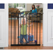 TOMY First Years Ex-Tall Decor Gate - Black, Model# Y7190 at Kmart.com