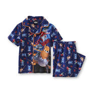 Disney Baby Planes Infant & Toddler Boy's Pajama Shirt & Pants - Let's Soar at Kmart.com