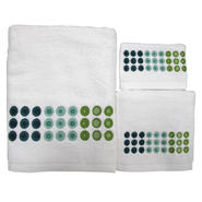 On A Dot 3-Piece Decorative Towel Set at Kmart.com