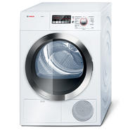 Bosch Axxis Plus 4.0 cu. ft. Condensation Electric Dryer - White at Sears.com