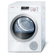 Bosch Axxis 4.0 cu. ft. Condensation Electric Dryer - White at Sears.com