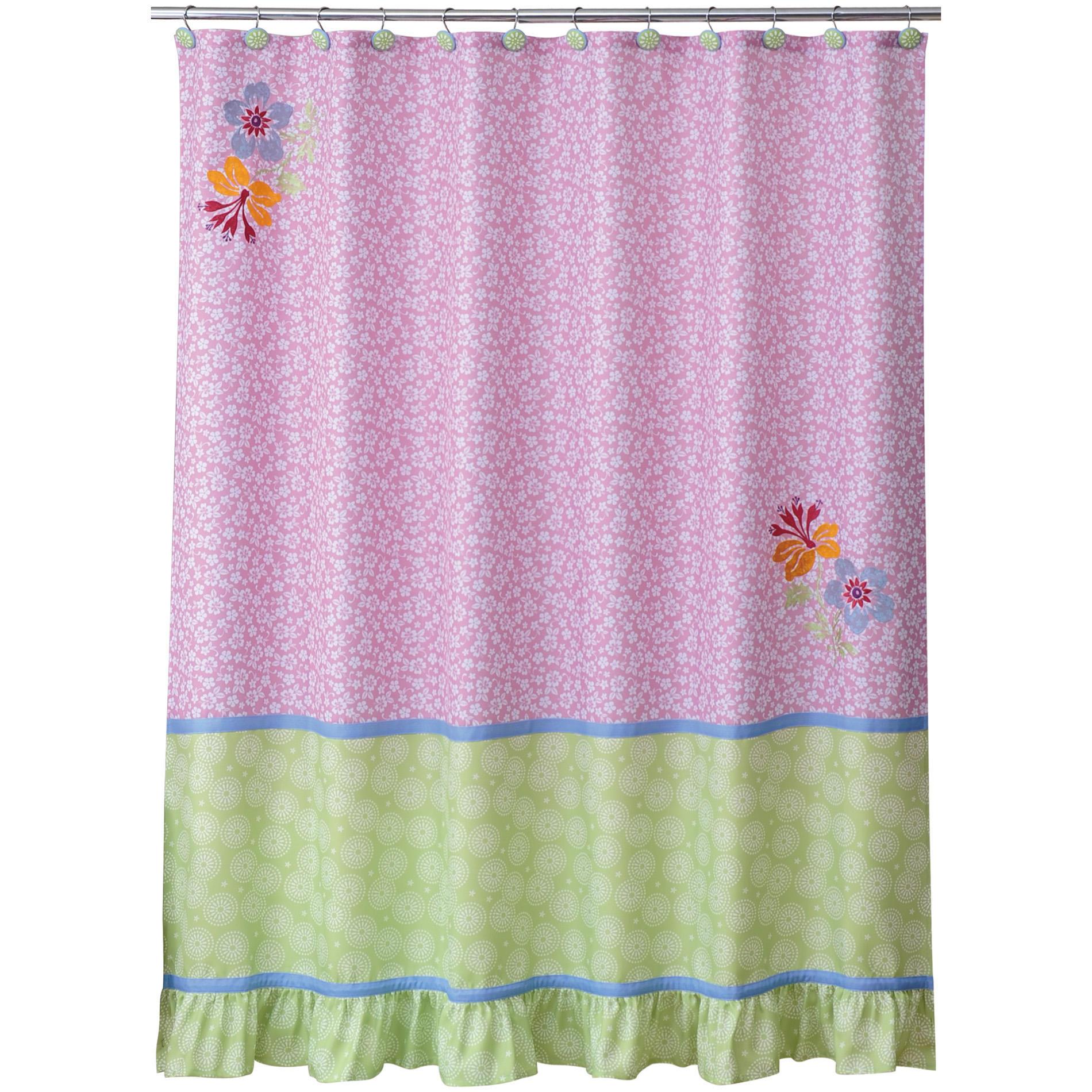 Allure Lizzie Shower Curtain