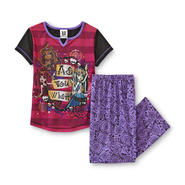 Monster High Girl's Pajama Top & Pants at Kmart.com