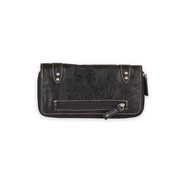 Jaclyn Smith Women's Wallet Double Zipper Tooling at Sears.com