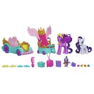 HASBRO My Little Pony Princess Celebration Cars Set at Kmart.com